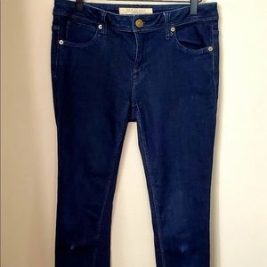 Burberry jeans size 29